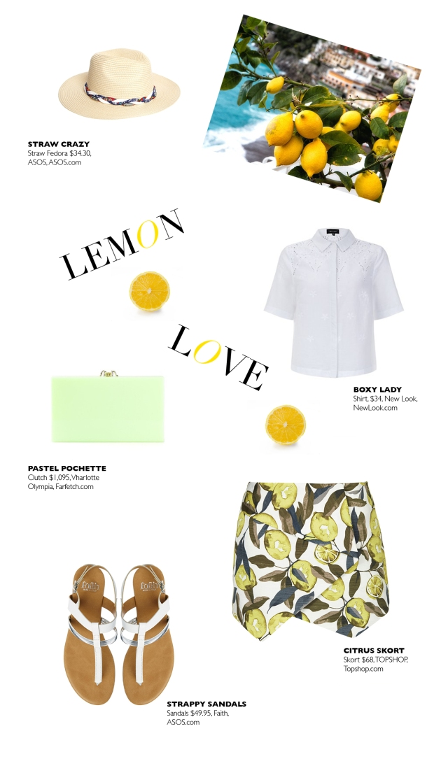 Style Inspiration | Lemon Love | Notes From The Back Row