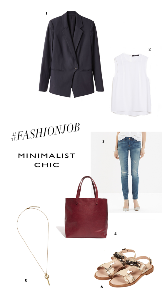 work outfit | fashion job | notesfromthebackrow.com