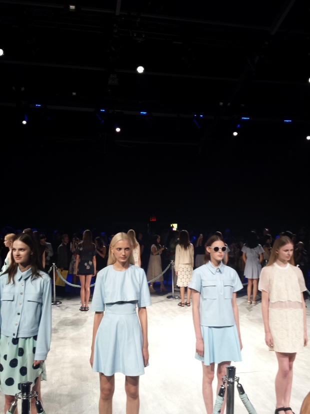 new york fashion week | spring/summer 2015 | notesfromthebackrow.com